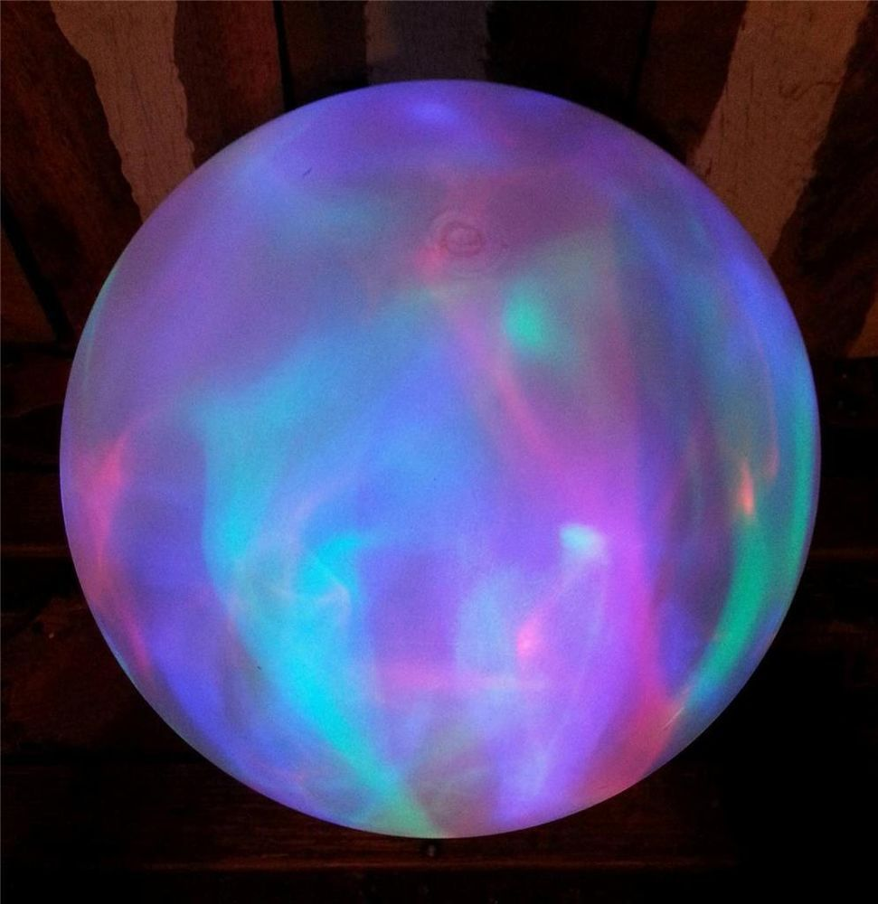 Groovy Color Changing Psychedelic Party Disco Table Light