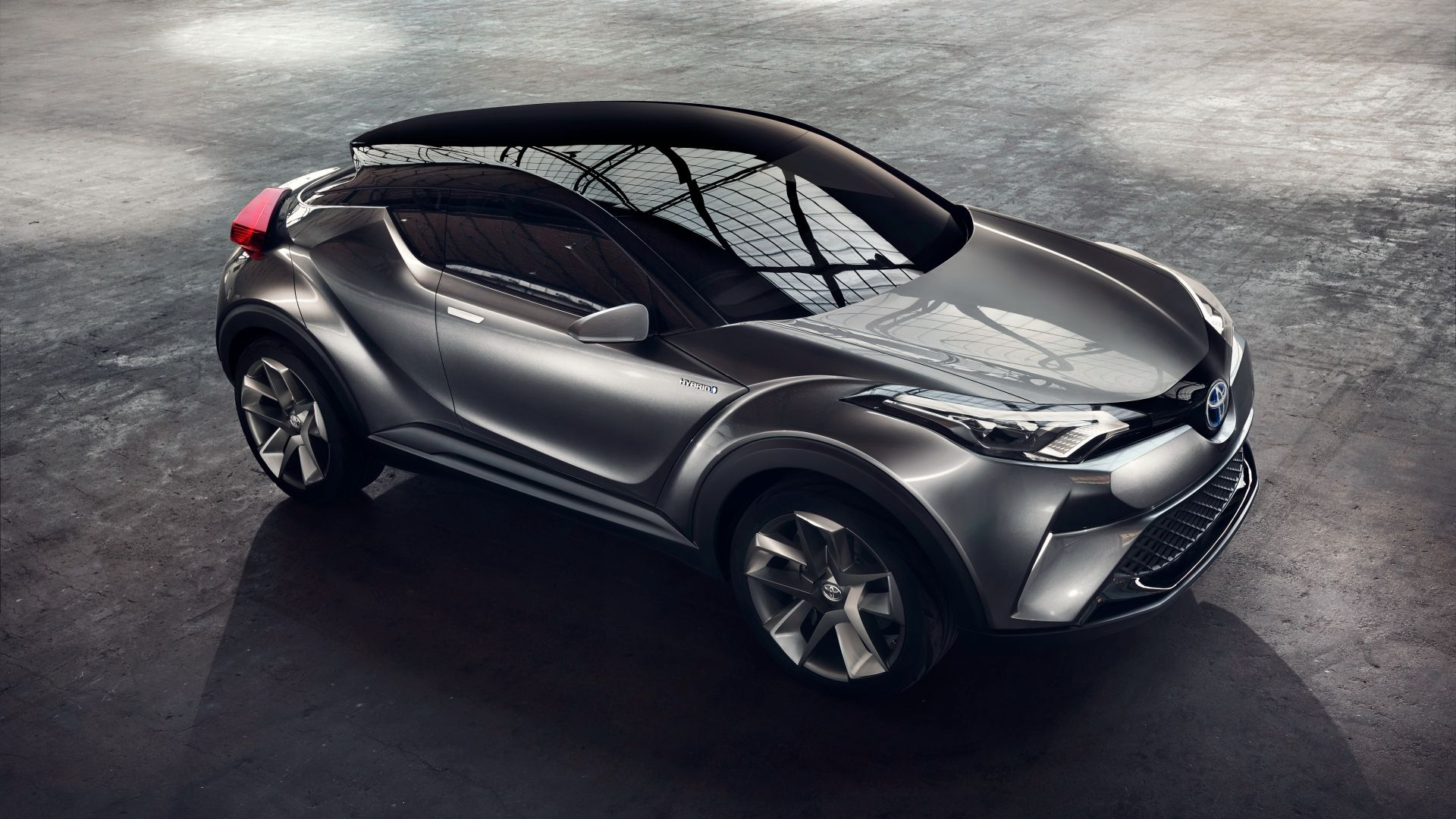 Toyota Chr Hd Car Wallpapers And Backgrounds トヨタ