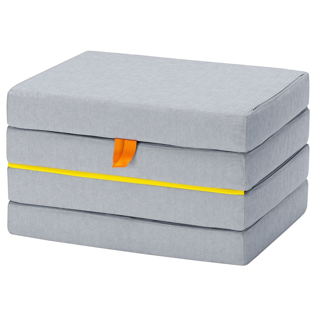 SLÄKT Mattress, folding Mattress, Ikea, Kid beds