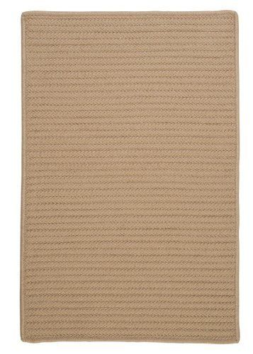 Simply Home Solids Cuban Sand Rug Rug Size 8 X 10 By Colonial Mills 518 58 H330r096x120s Rug Size 8 X 10 Featu Area Rug Pad Simply Home Area Rug Decor