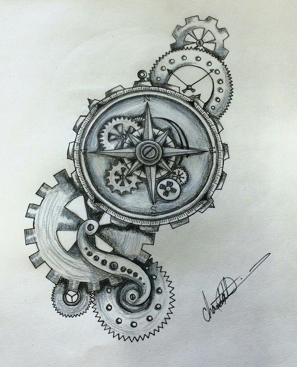 Pin By Monica Kosovich On Tatto Ideas Compass Tattoo Tattoo