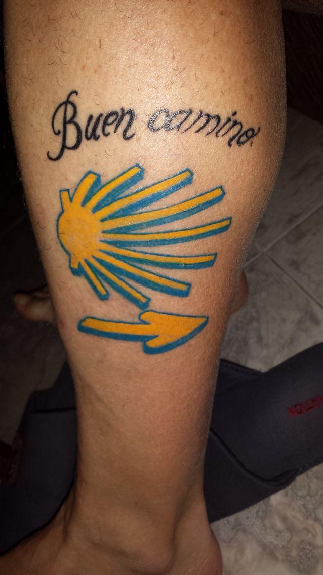 Camino Tattoo Tattoos Adventure Tattoo Future Tattoos