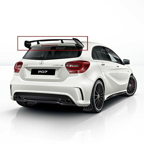 Mercedes Benz A-Klasse W176 Dachspoiler, Rear-Spoiler, Roof Spoiler #A45, AMG# #audivehicles