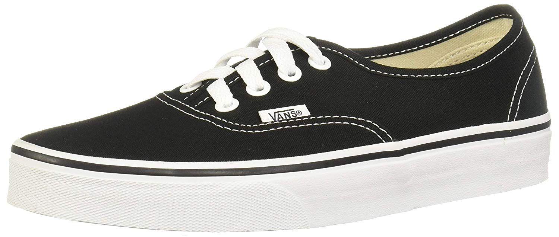 Vans Authentic, Sneaker Unisex - Adulto, Nero (Black/White ...