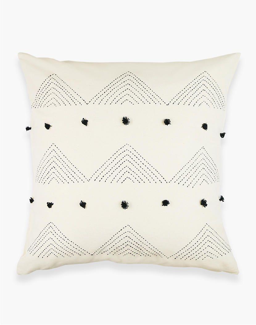 Anchal Array Throw Pillow - Rust in 2020 | Toss pillows
