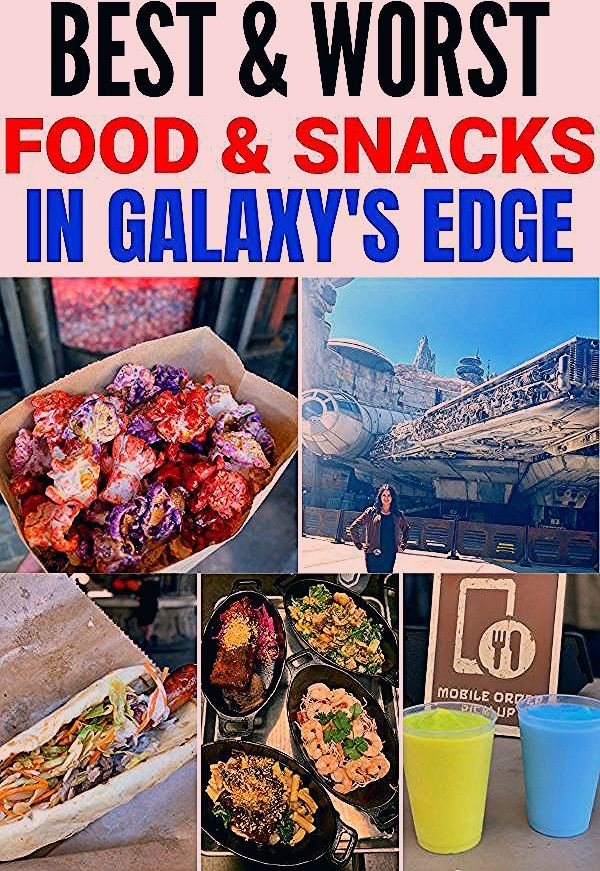 Photo of Best and Worst Food in Galaxy's Edge | What to Eat and Drink