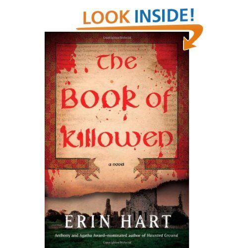 The Book of Killowen: Erin Hart: 9781451634846: Amazon.com: Books