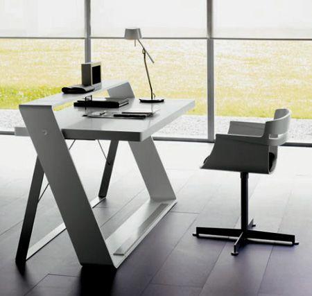 modern home office furniture 1 simple furnitures pinterest rh pinterest ca