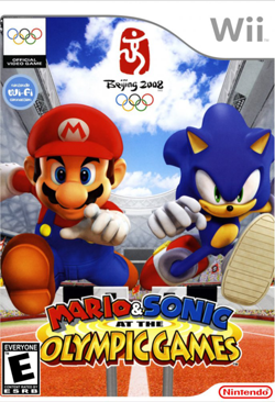 Mario Sonic At The Olympic Games Sports Games For Kids Wii Games Video Games Nintendo