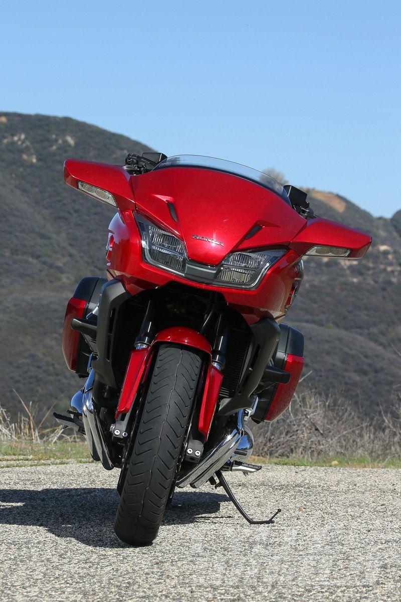 2014 Honda CTX1300 First Ride Riding motorcycle