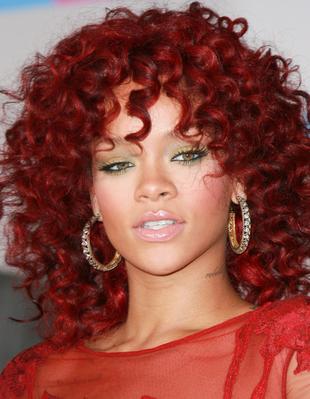 Celebrity Hair Colors Burgundy Hair Burgundy Hair Curly Hair Photos Curly Hair Celebrities