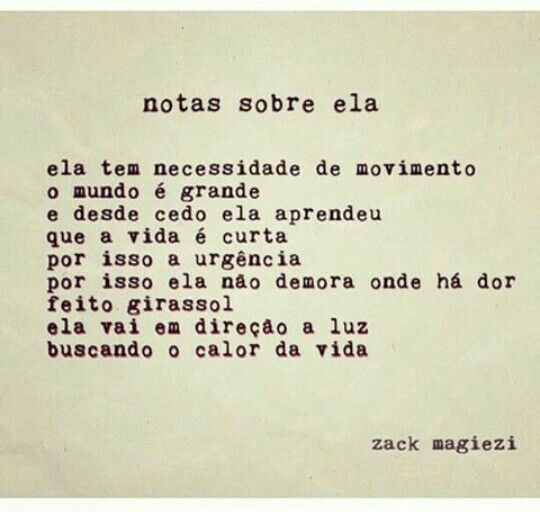 Zack Magiezi Frases Lindas Quotes Words E Poetry