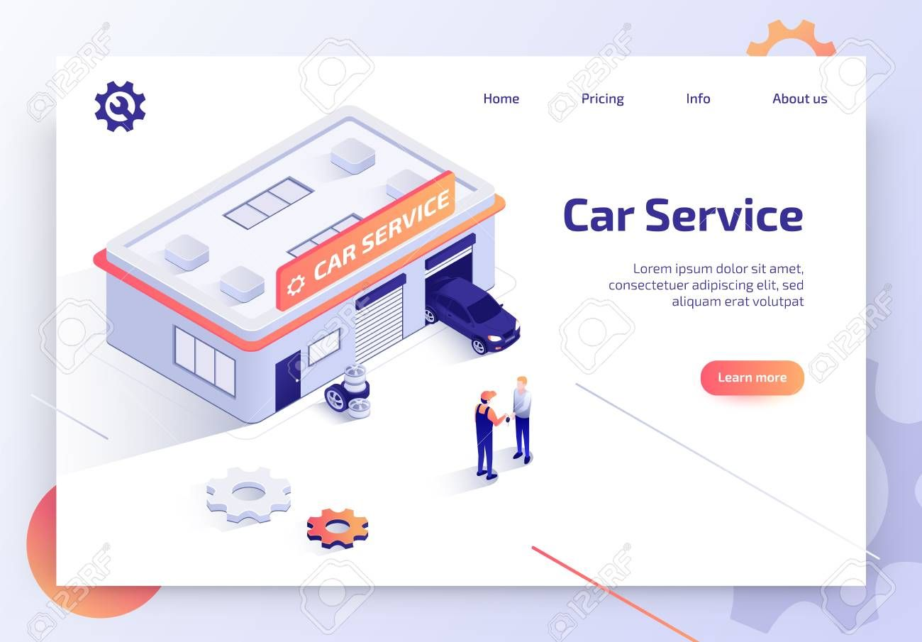 Car Repair Service, Auto Diagnostics Center, Automobile
