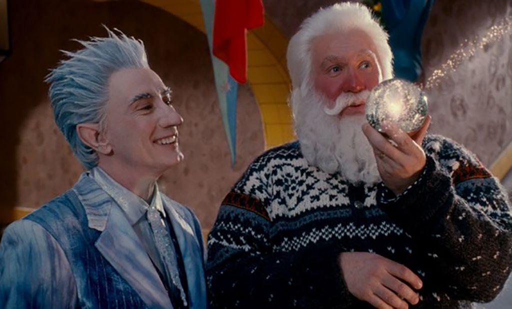 Behind The Scenes Facts About Tim Allen S Santa Clause Movies Santa Claus Movie Beloved Movie Santa Claus