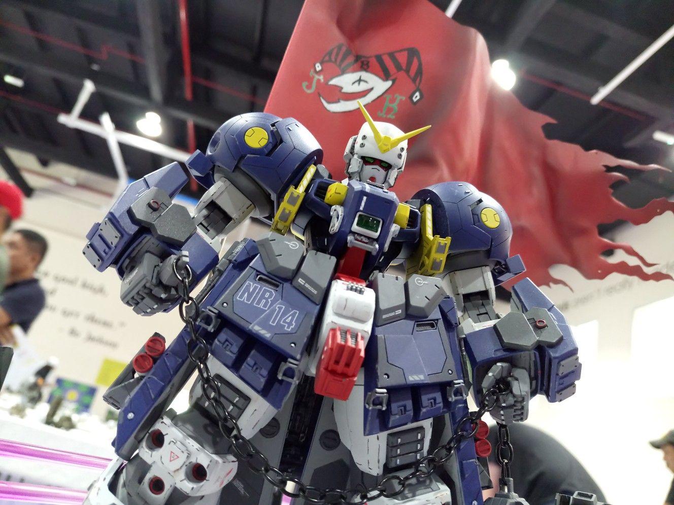 Mg 1 100 Gundam Bolt Mk 2 Custom Gundam Gundam Model Gundam