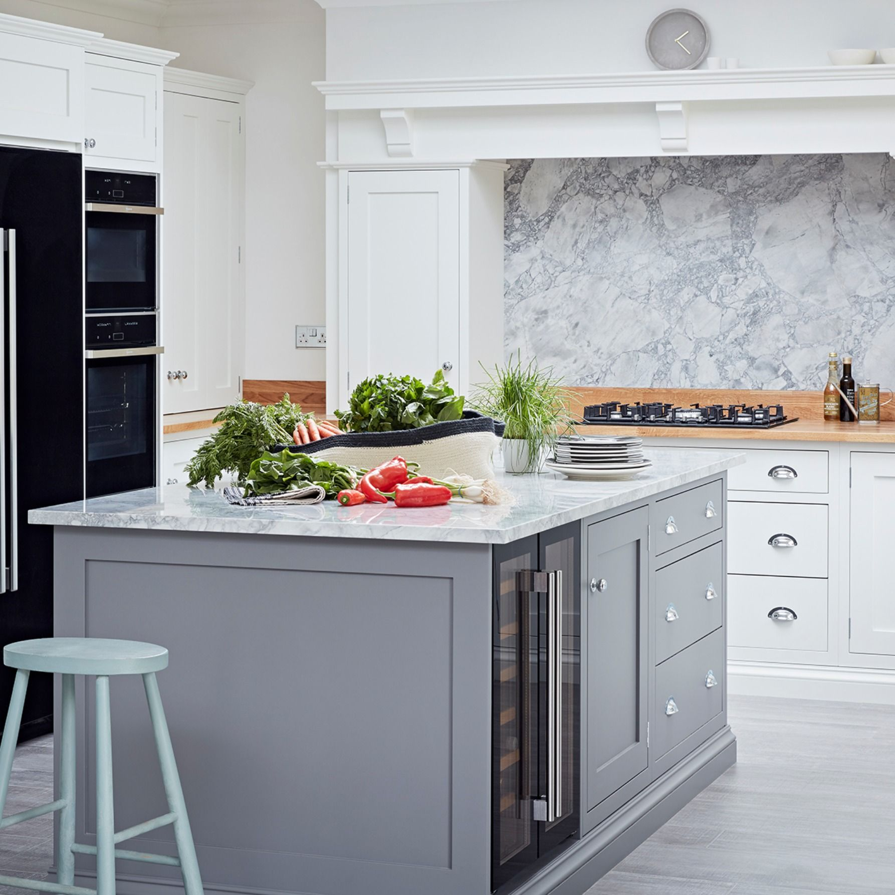 Shaker Style Kitchen Ideas: Pin By Lesley Quinan On Kitchen Island
