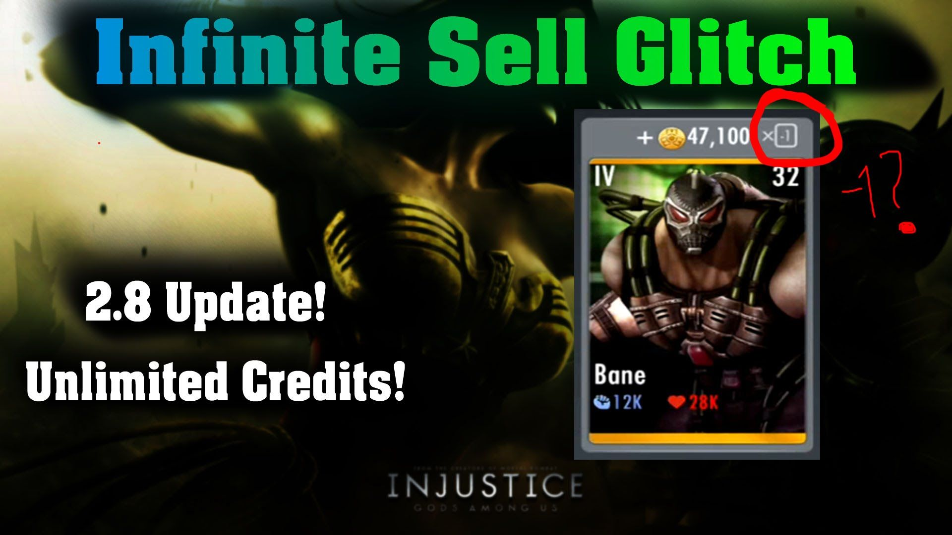 [No Verification] Injustice Gods Among Us Cheats and Hack ...