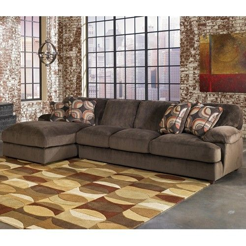 Ashley Furniture Toledo: Two Piece Sofa With Chaise