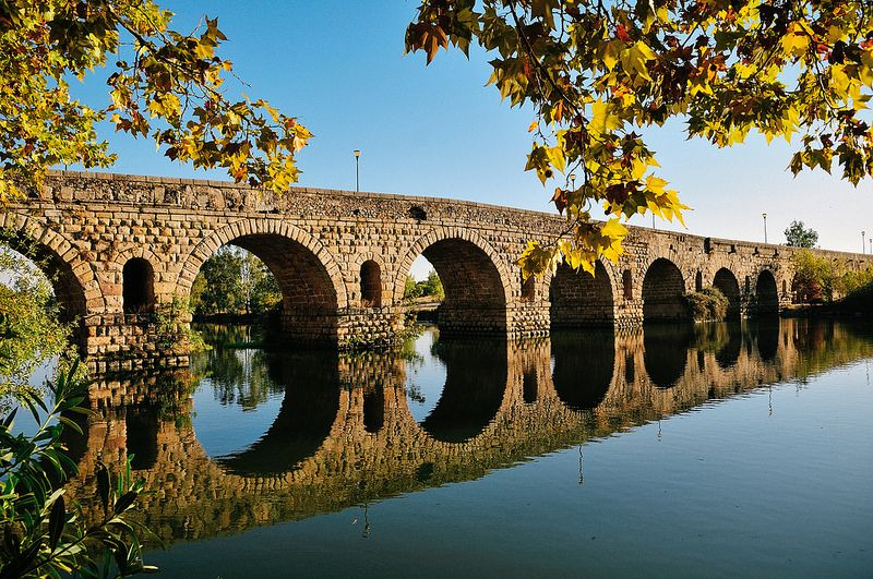 Roman Bridge (Mérida, Spain)