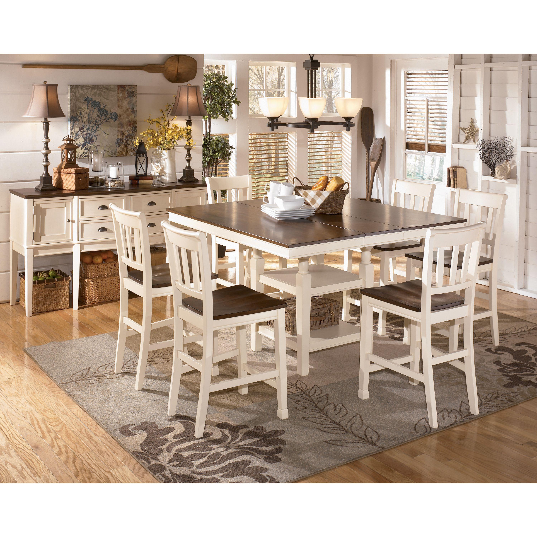 Beachcrest Home Magellan 7 Piece Dining Set  sc 1 st  Pinterest & Beachcrest Home Magellan 7 Piece Dining Set | Furniture | Pinterest ...