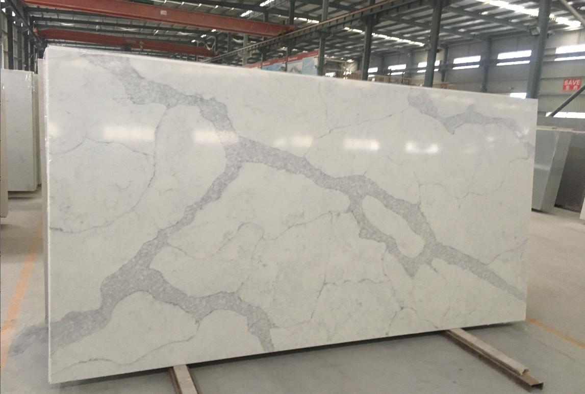 Best Calacatta White Quartz The Most Beautiful Marble Looking 400 x 300