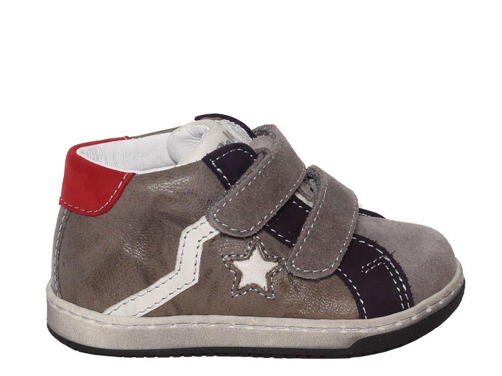sports shoes 21e78 02841 Balocchi Scarpe Polacchino Mini Bambino 983229 GRIGIO AI18 ...