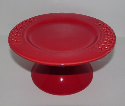 Prato Milão P Vermelho Ref: PRM13 Dimensões (cm): 18 cm Cor: vermelha Qtde disponível: 1 Valor por peça: R$ 13,00 ---- Prato Milão M Vermelho Ref: PRM08 Dimensões (cm): 26 cm Cor: vermelho Qtde disponível: 1 Valor por peça: R$ 17,00 ---- Prato Milão G Vermelho Ref: PRM03 Dimensões (cm): 33 cm Cor: vermelho Qtde disponível: 1 Valor por peça: R$ 22,00
