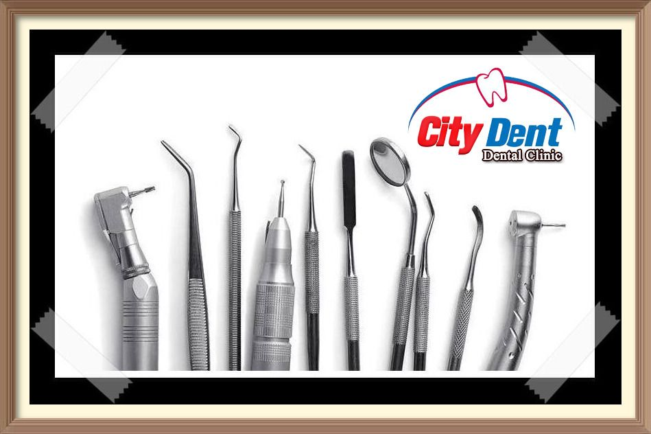 60 أدوات طبيب الأسنان التي يستخدمها في الكشف والعلاج Dental Tools Dental Clinic Dental
