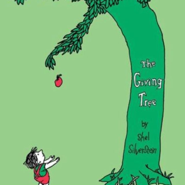 Once There Was A Tree And She Loved A Little Boy I Read This Book To My Daughter For Many Years Almost Every Ni Favorite Books The Giving Tree This Book