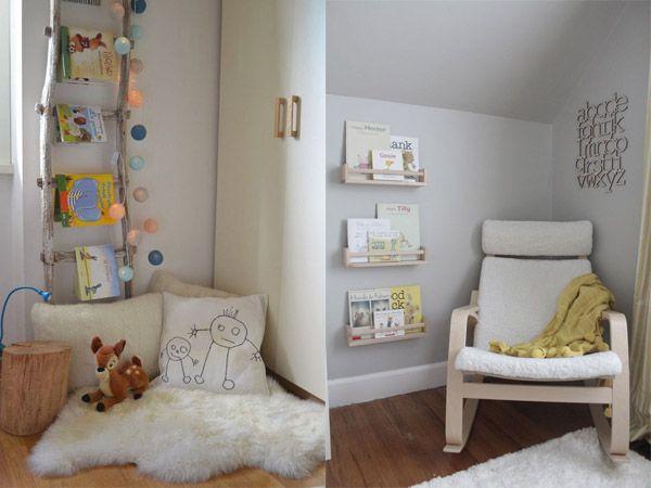 14x Leeshoek Inspiratie : Maak een knusse leeshoek voor je kind in een handomdraai kamer