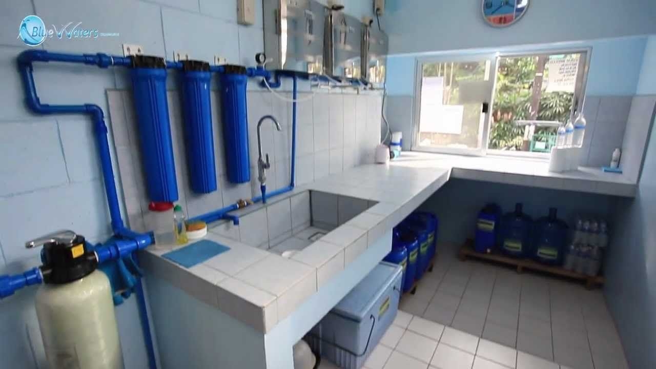 Bluewaters Water Business Success Video Water Station Natural