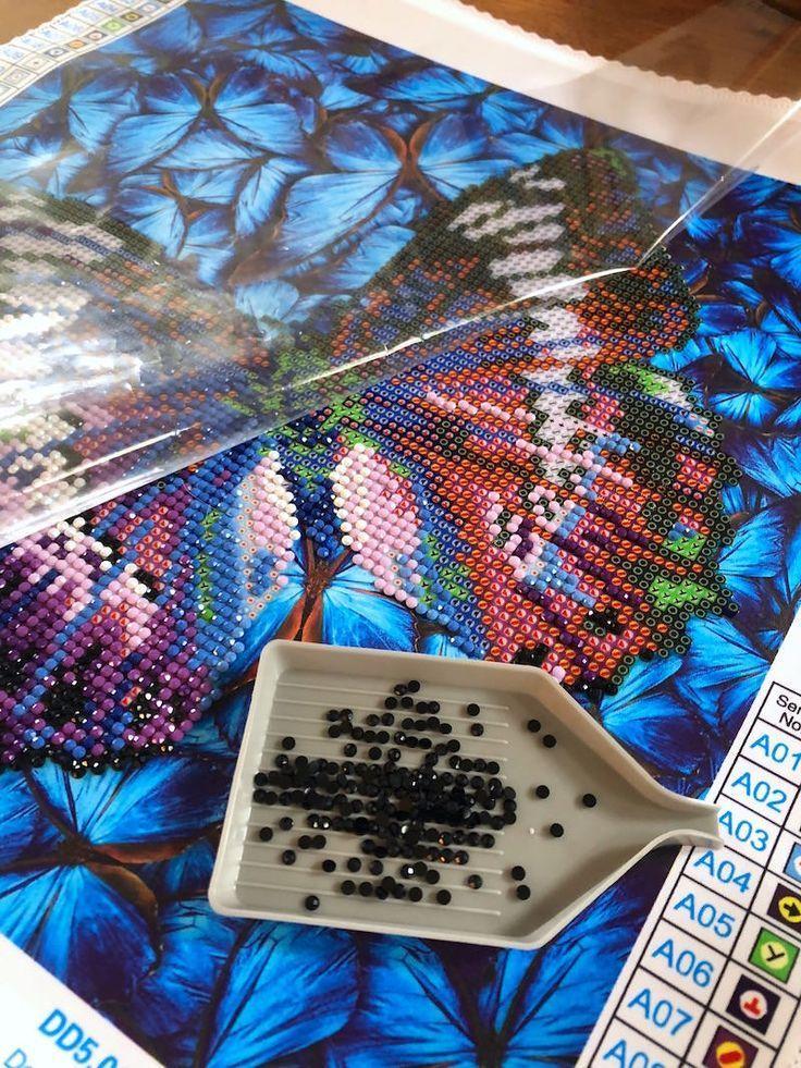 11++ Diamond dotz create and craft ideas