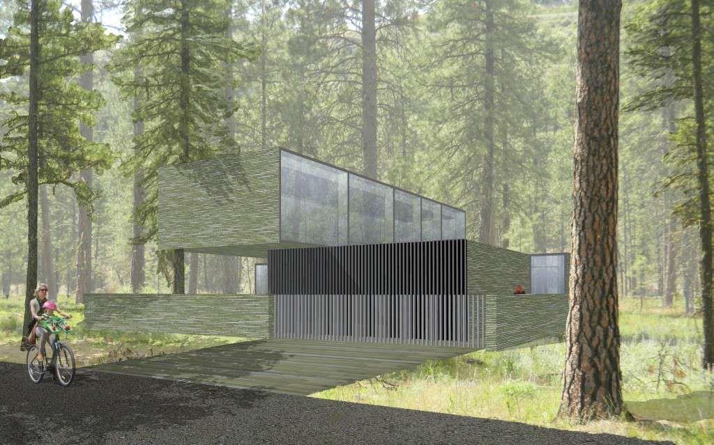 Laagenergie woning pv te mol woningbouw ex it architectuur geeft