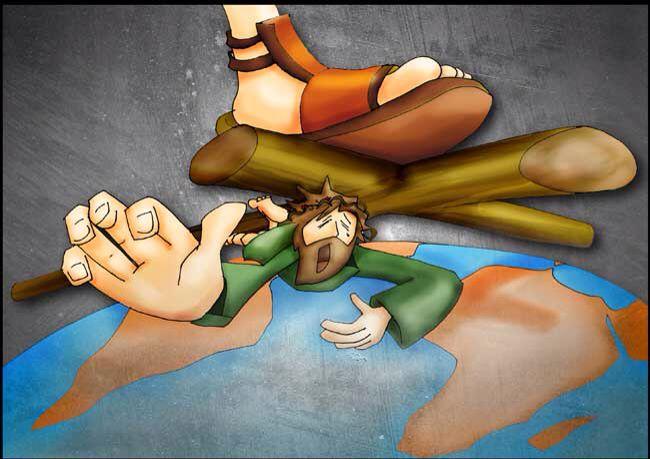 Resultado de imagen para IX Estación: Jesús cae por tercera vez