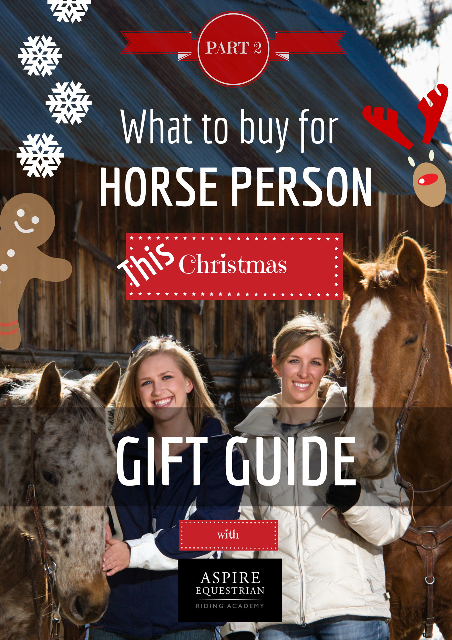 PART 2: What To Buy For Horse Person This Christmas – Weekly Gift ...