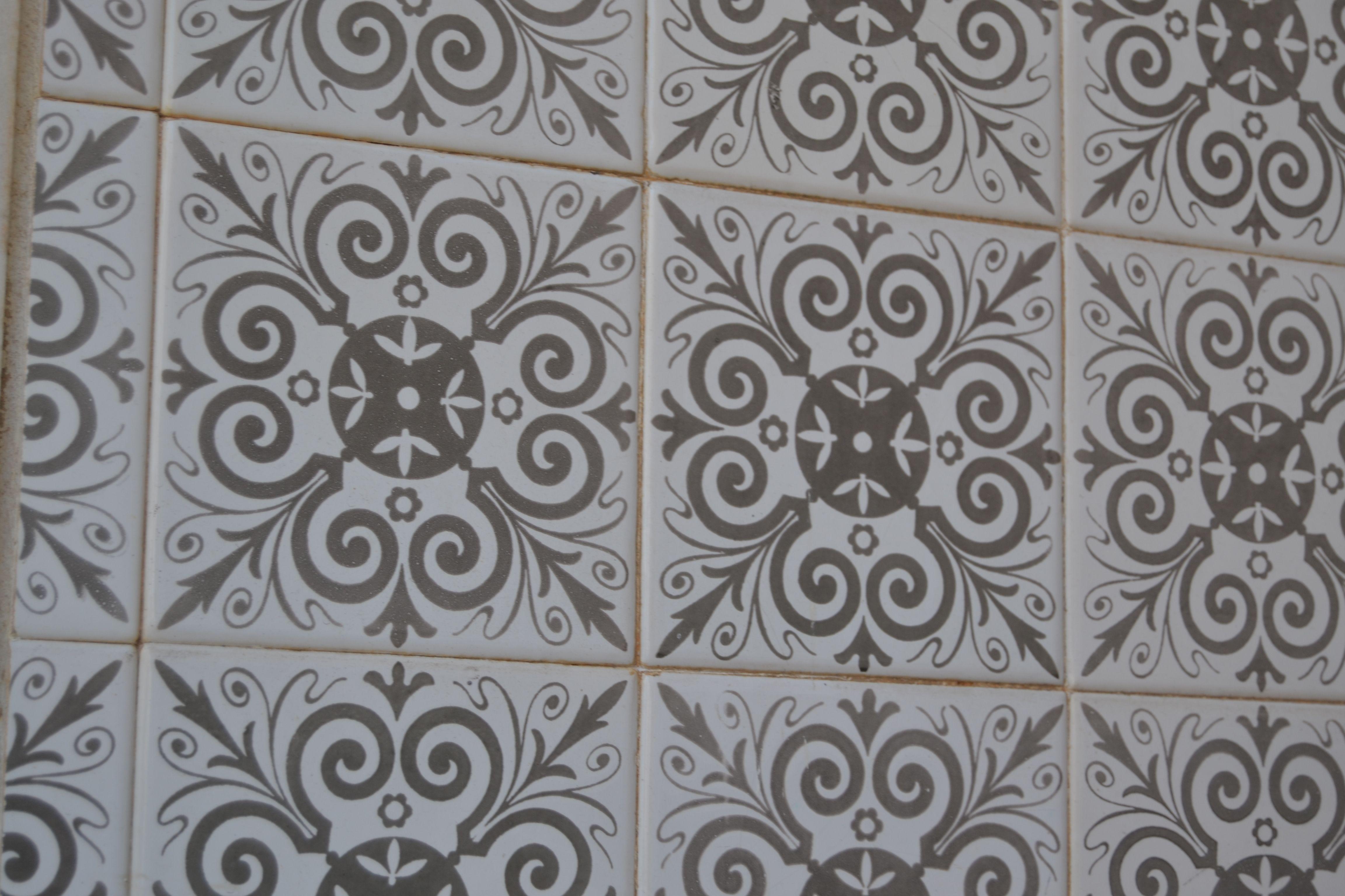 algarve #tiles #patterns #colourful #quarteira #simple | tile ...