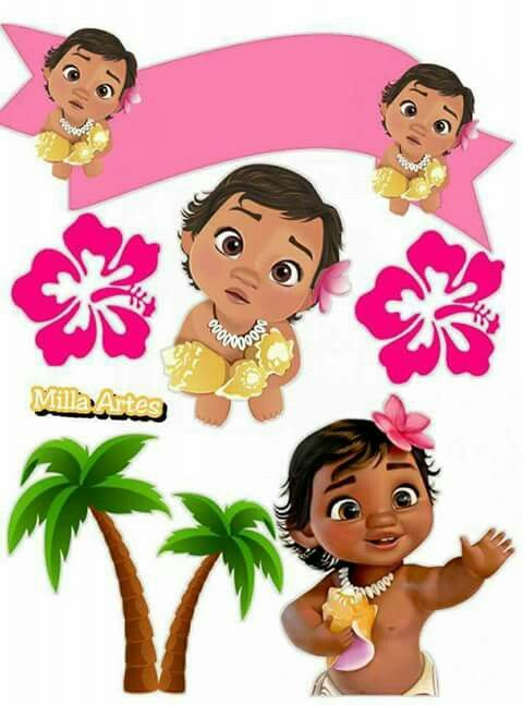 pin by 55 27 on topper bolo pinterest moana luau clip art free images free luau clipart images