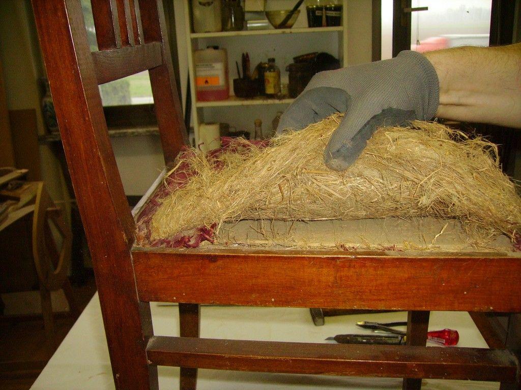 Imbottitura Sedie ~ Come restaurare una sedia imbottitura artedelrestauro