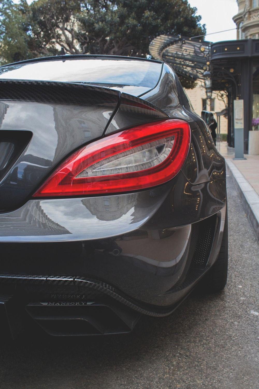 Mercedes-Benz Mansory CLS 63...