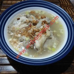 Resep Sop Ayam Kampung Khas Klaten Makanan Resep Ayam