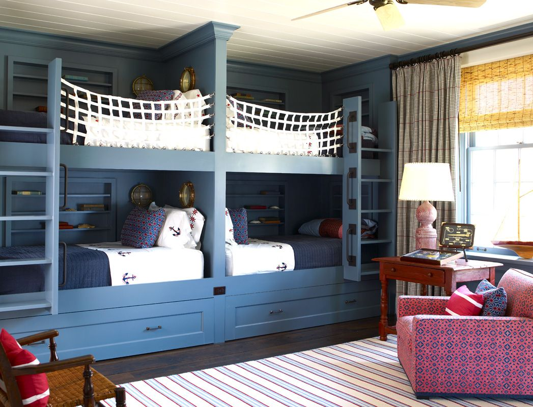Loft bed ideas boys  Residence On Georgica Pond  Projects  Sawyer  Berson  Kid