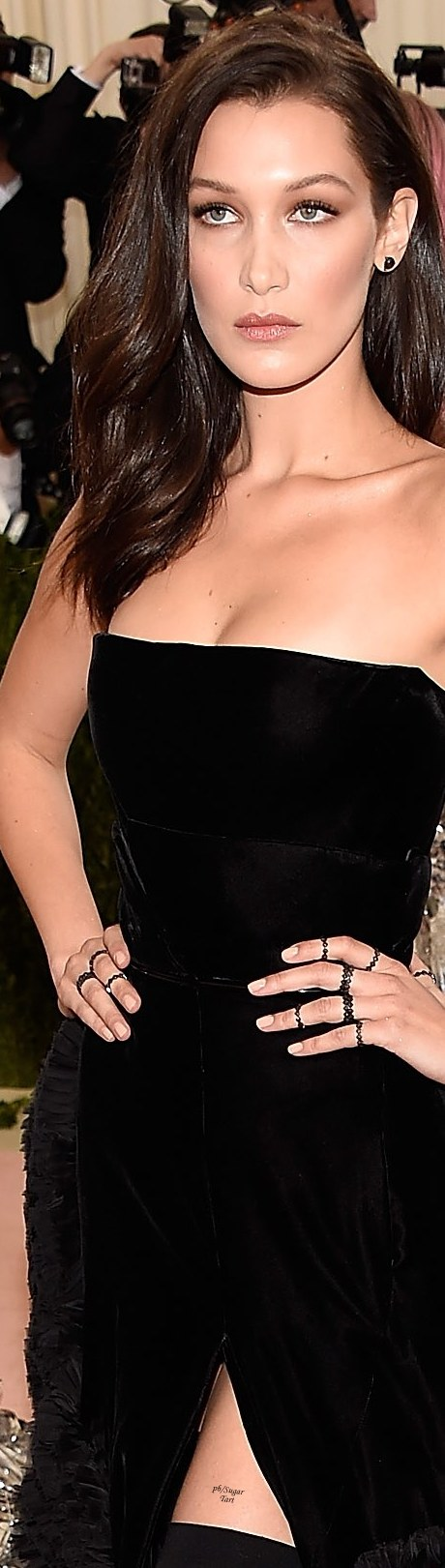 Bella Hadid - Met Gala 2016