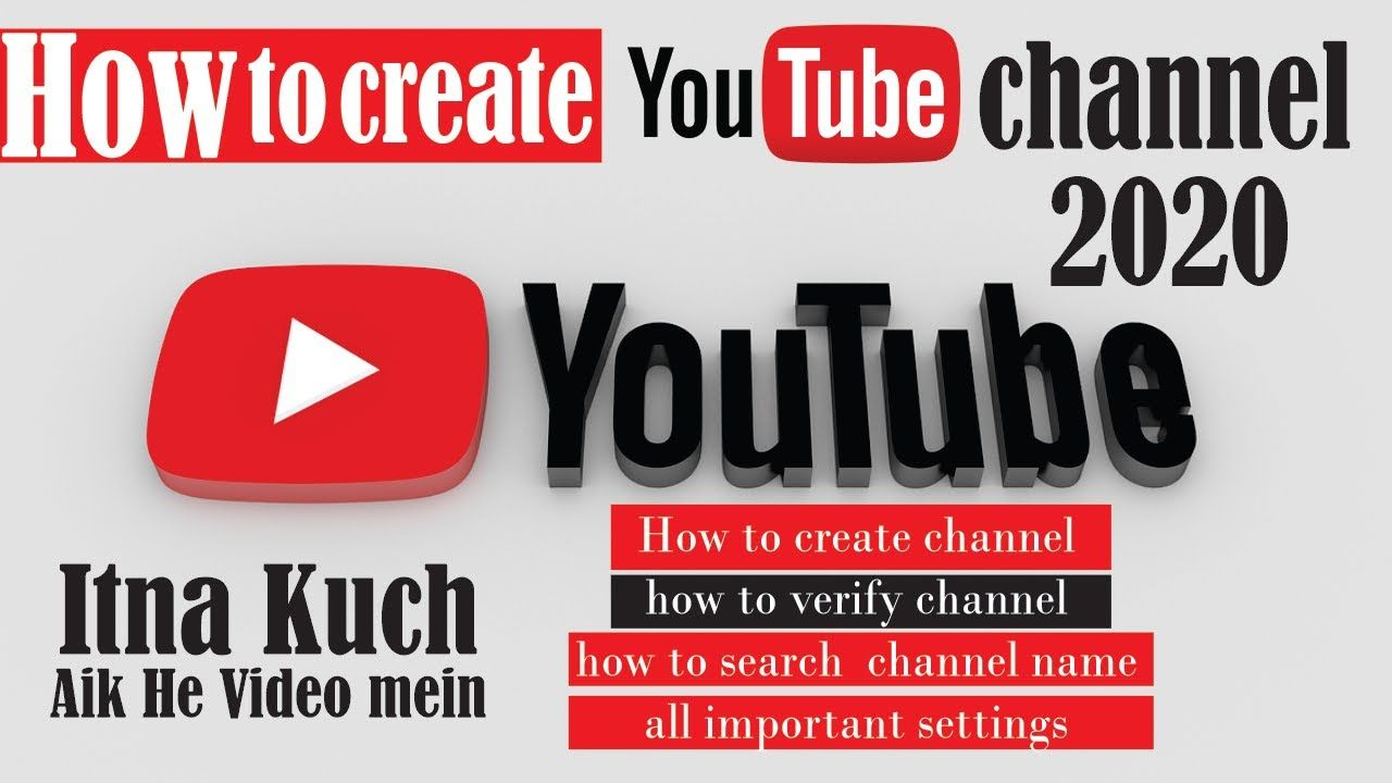 How To Create Youtube Page And Earn Money