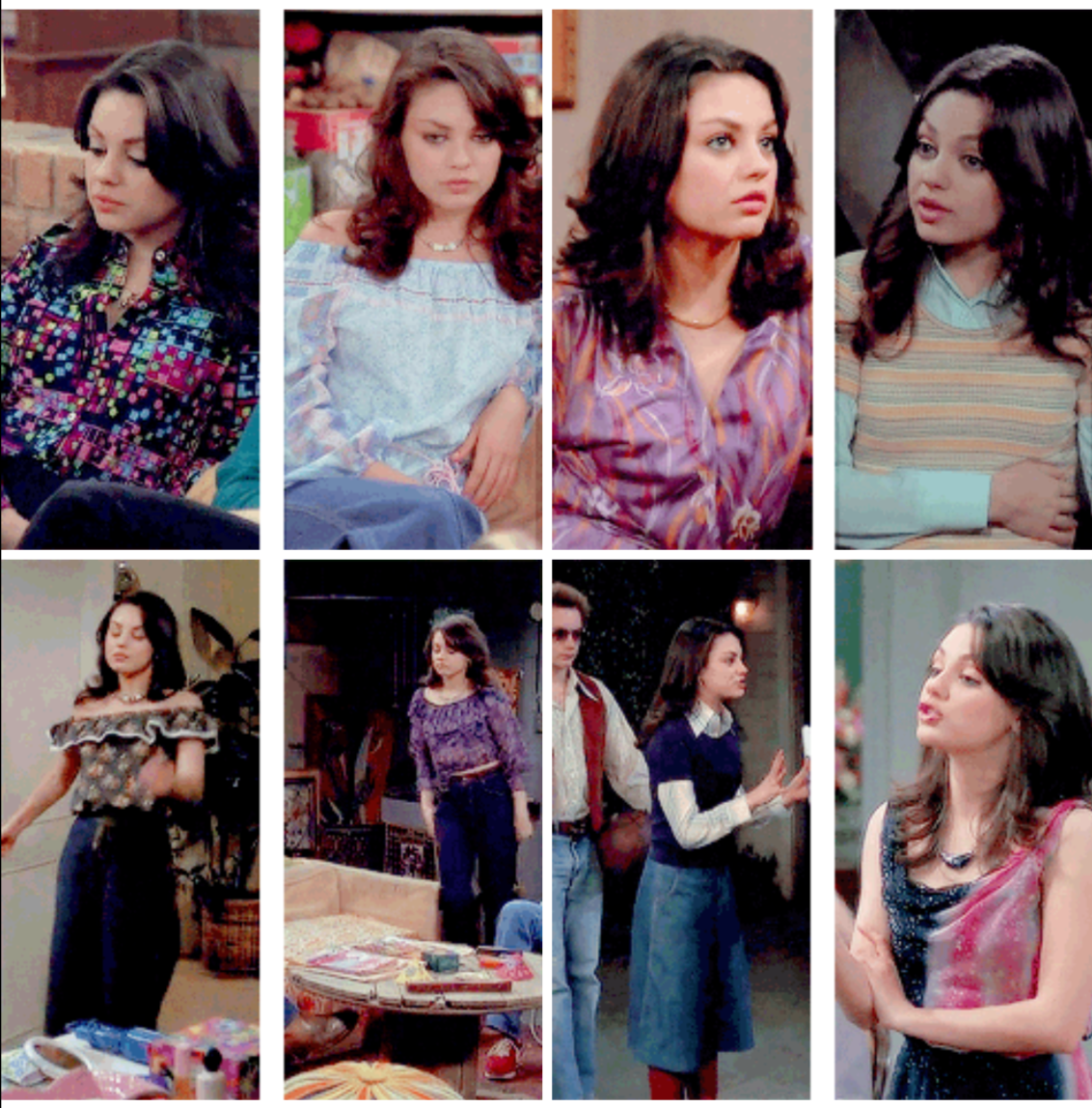 Jackie Burkhart multiples in 2019