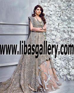 452f0f55f383 Pakistani Designer Bridal Dresses 2017