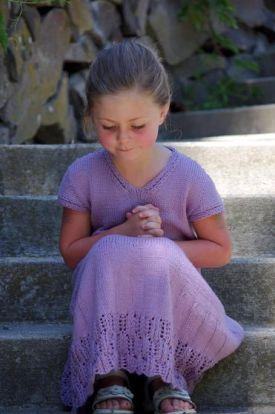 Pinnate Dress - Knitting Patterns by Meghan Jones