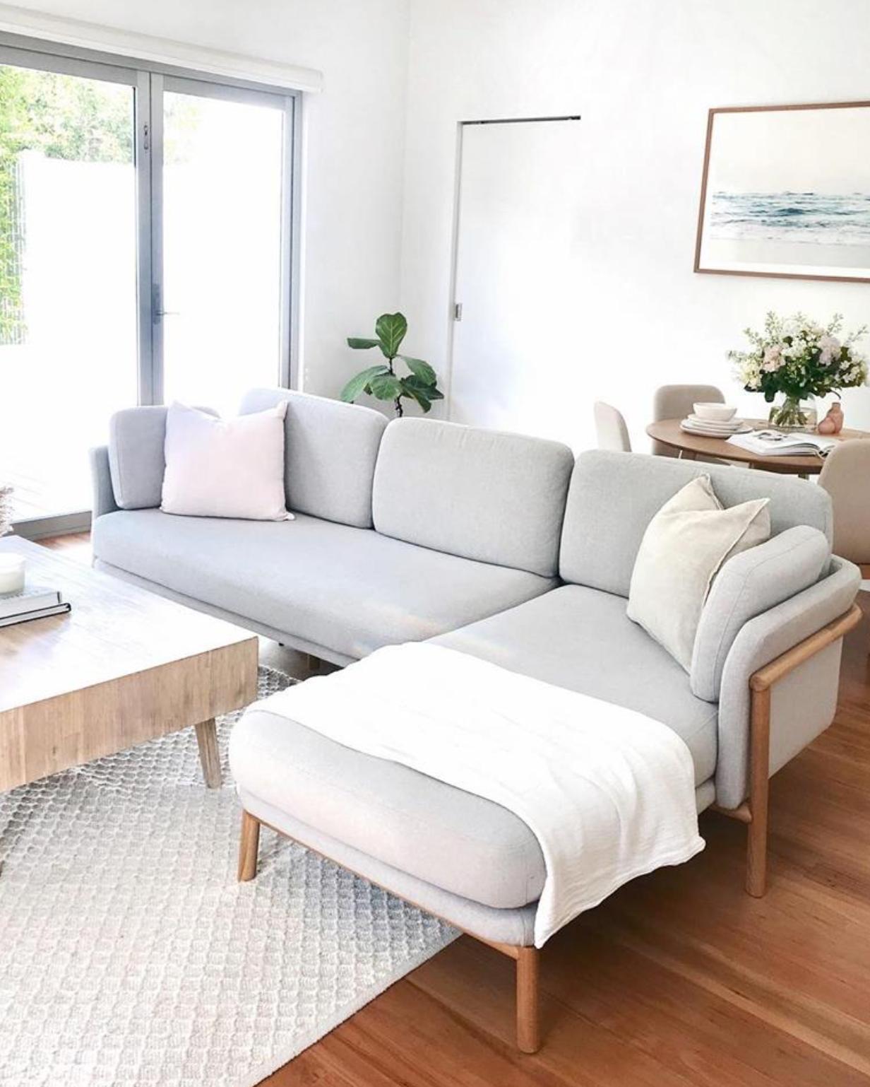 Anbau-Bild von Andrea Matthes | Kleine wohnung wohnzimmer ...
