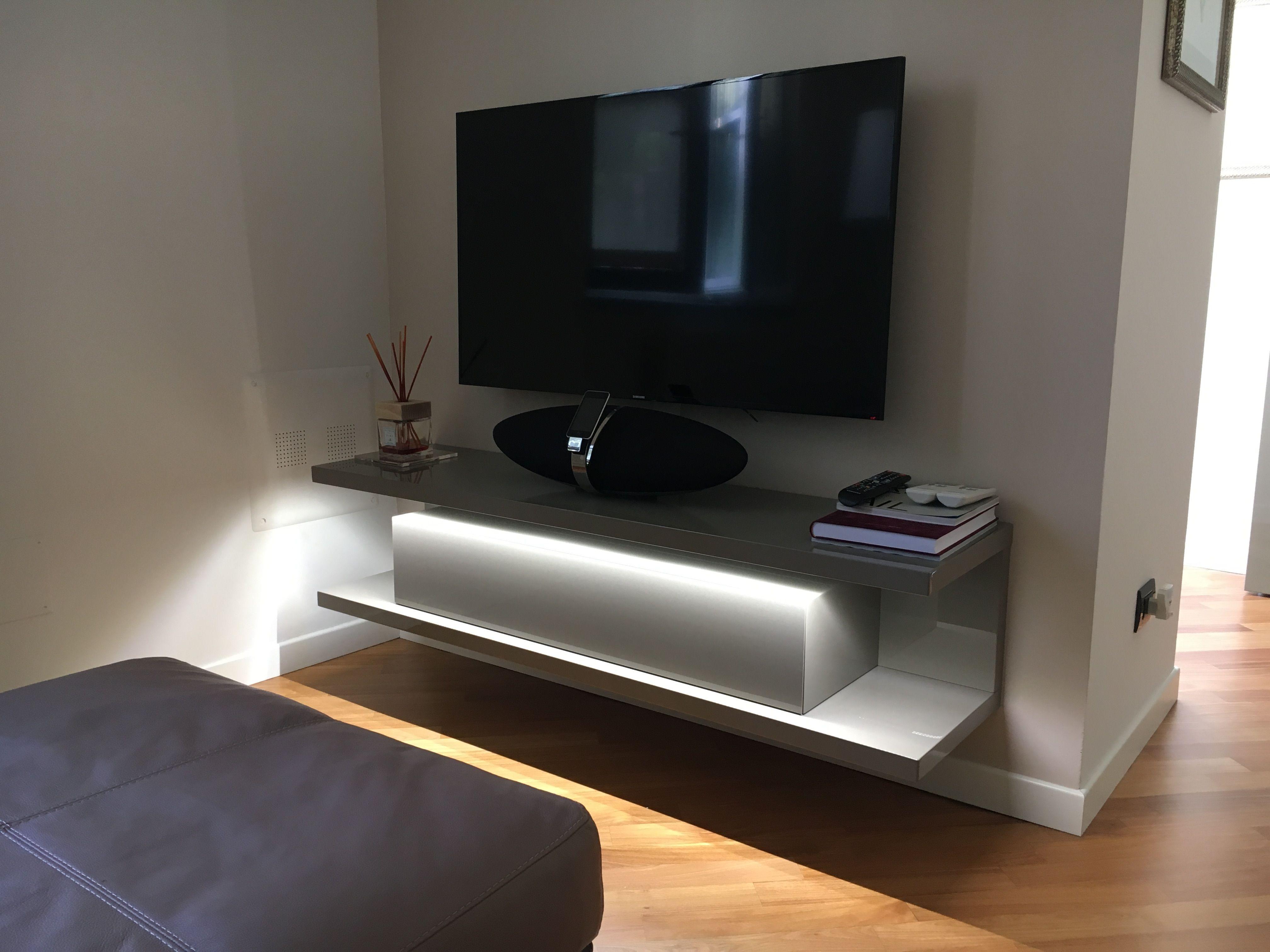 Mobili Rustici Lissone : Mobile tv su misura laccato lucido #interiordesign #dassiginolissone