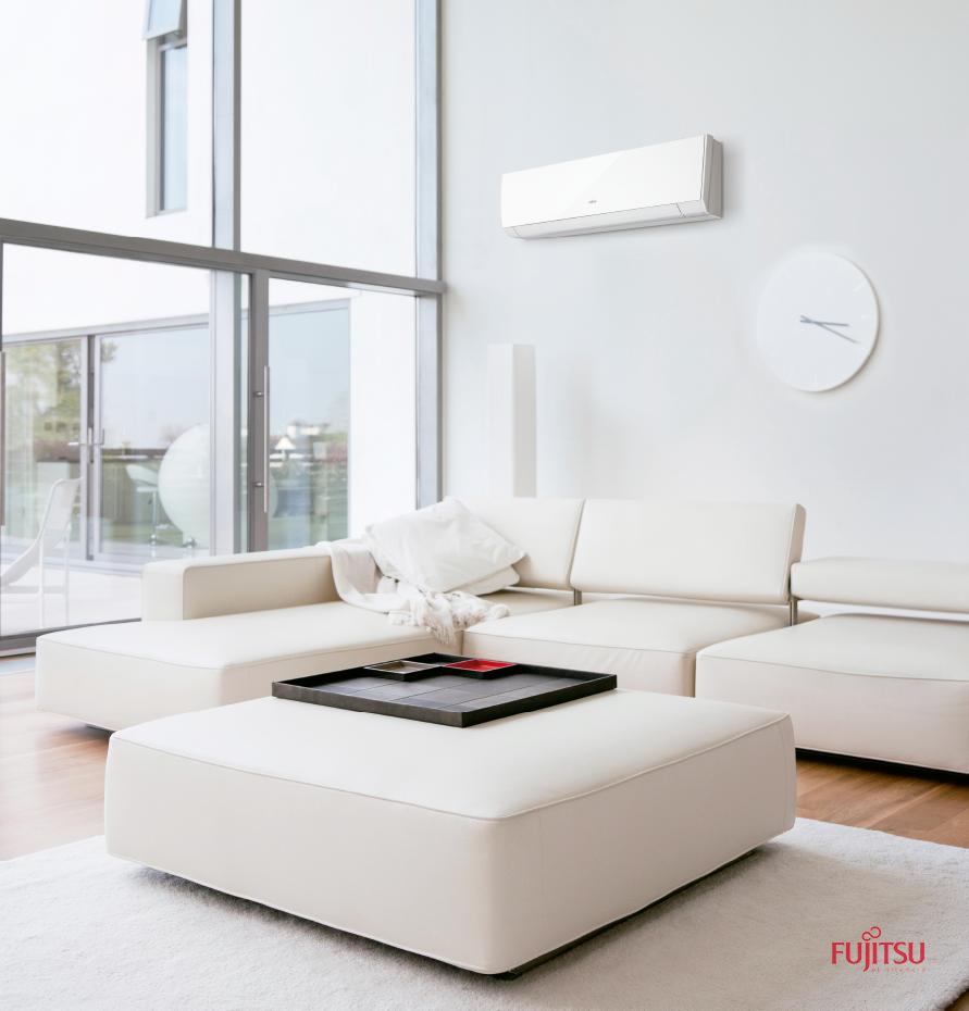 Split de aire acondicionado ASY2535UiLLCC de Fujitsu
