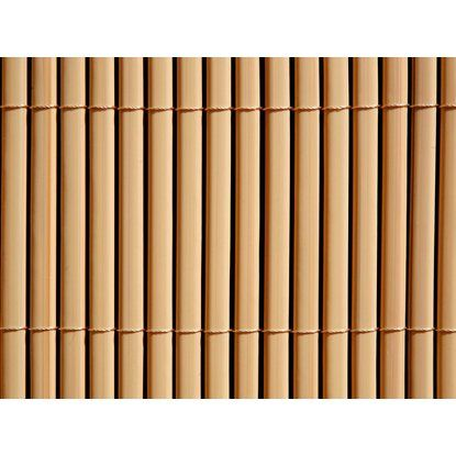 Balkonverkleidung Comfort BambusOptik 180 cm x 300 cm